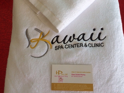 Khăn spa Kawaii